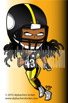cartoon steelers pictures